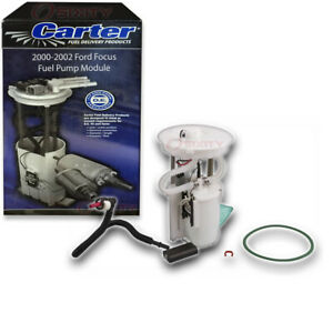 Carter Fuel Pump Module For 2000 2002 Ford Focus 2 0l L4 Assembly G