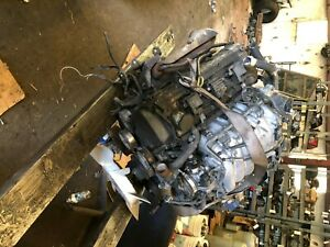 1998 Isuzu Trooper 3 5 Engine Motor Assembly 132k Miles No Core Charge L1 Wh
