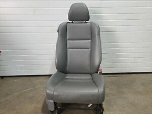 2004 2006 Acura Tsx Front Passenger Right Side Leather Grey Seat Assembly Oem