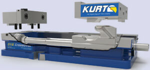 Kurt Dx6 Crossover Vise New In Box