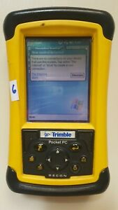 Trimble tds Recon 400 Mhz Pocket Pc Nomad With Survey Pro