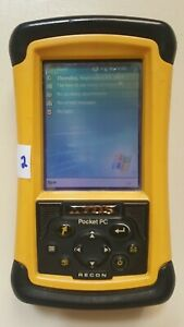 Trimble tds Recon 200 Mhz Pocket Pc Nomad With Survey Pro