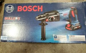 Bosch Bulldog 1 In Sds plus Rotary Hammer Gbh18v 26dk15 New Free Shipping