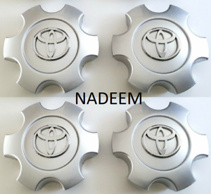 T69440 4pc Sequoia Tundra 03 07 Wheel Rims Center Hub Caps 56069440 For Toyota