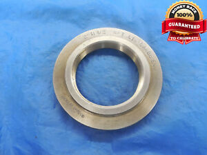 2 11 1 2 Npt L1 Pipe Thread Ring Gage 2 0 2 11 1 2 Taper Inspection Tool 11 5