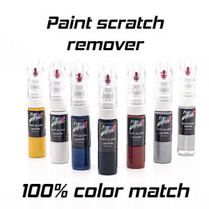 Ford Fiesta Focus St Zetec S Panther Black Touch Up Paint 20ml Scratch Fix