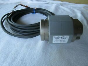 Avery Weigh tronix Model Cc 30 3 Compression Load Cell 30 000 Lb 53759 0036