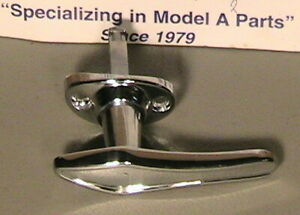 1930 1931 Model A Ford Non Locking Outside Door Handle