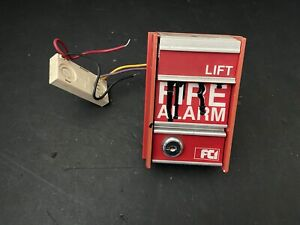 Fci Ms 2 Fire Alarm Pull Station Gamewell