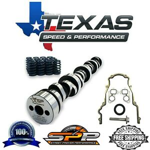 Texas Speed Tsp Gm Truck Stage 3 Cam Low Lift Camshaft Kit Ls 4 8 5 3 6 0 6 2