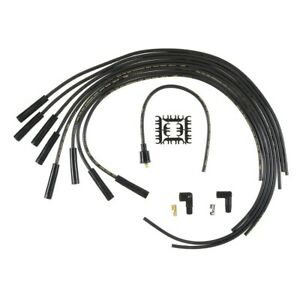 4040k Accel Spark Plug Wires Set Of 8 New For F250 Truck F350 Falcon Galaxie