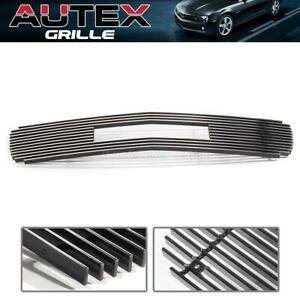 1pc Polished Horizontal Billet Main Grille For Gmc Sonoma S15 Jimmy Pickup 98 03