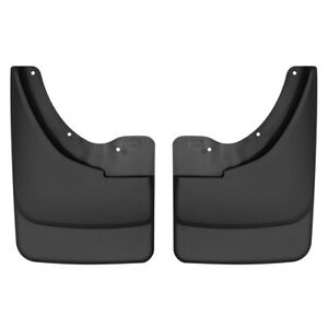 56071 Husky Liners Set Of 2 Mud Flaps Front Driver Passenger Side New Pair