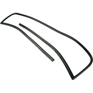 Wkt D1155 Precision Parts Windshield Molding New For Chevy Coupe Camaro Firebird