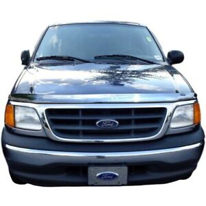 680513 Ventshade Bug Shield New For F150 Truck Ford F 150 Expedition 1997 2002