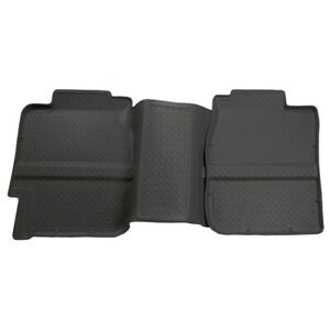 61361 Husky Liners Floor Mats New Black For Chevy Chevrolet Silverado 1500 Truck