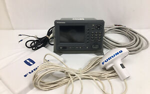 Furuno GP-1650F Chart Plotter/Fish Finder GPS Navigator Sounder #7876