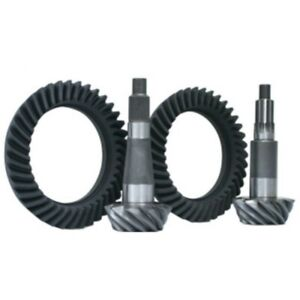 Yg C8 89 323 Yukon Gear Axle Ring And Pinion Rear New For Plymouth Satellite