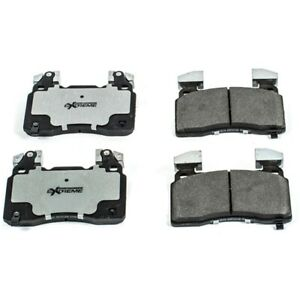 Z26 1474a Powerstop Brake Pad Sets 2 wheel Set Front New For Chevy Camaro Cts Ss