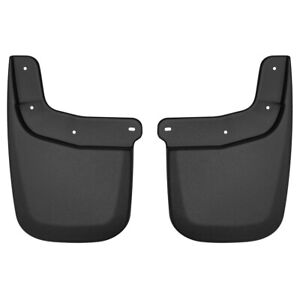 59231 Husky Liners Mud Flaps Set Of 2 Rear Driver Passenger Side New Pair