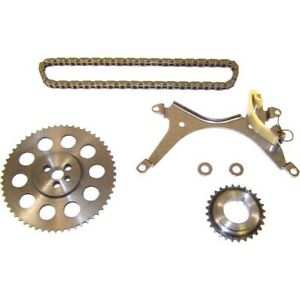 Tk3129 Dnj Timing Chain Kits Set New For Chevy Olds Express Van S10 Pickup Gmc