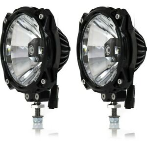 91301 Kc Hilites Set Of 2 Offroad Lights New Pair