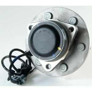 515054 Moog Wheel Hub Front Driver Or Passenger Side New 4 wheel Abs For Chevy