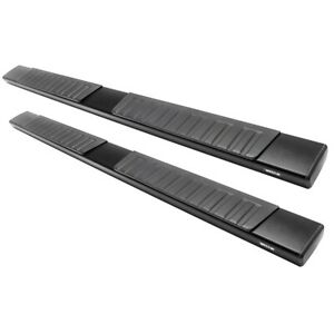 28 71035 Westin Set Of 2 Running Boards New For Chevy Silverado 1500 Sierra Pair