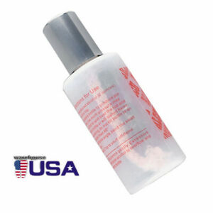 200ml Dental Lab Unit Jewelry Alcohol Torch Needle Flame Plastic Bottle Medical
