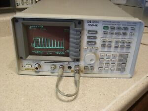 Hp Hewlett Packard Agilent Keysight 8594e 2 9 Ghz Spectrum Analyzer In Cal