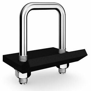 Hitch Tightener Anti Rattle Stabilizer Stainless Steel For 1 25