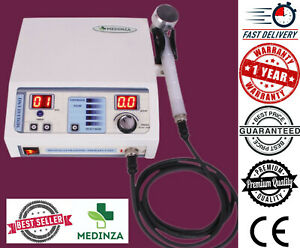 Chiropractic Ultrasound Therapy 1mhz Unit Pain Relief Ultrasound Therapy Machine