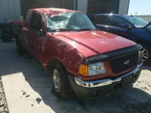 Console Front Floor Armrest Full Console Super Cab Fits 01 03 Ranger 363453