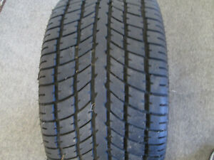 Corvette Original Tire Goodyear Eagle Zr 40 P275 40zr17 Great Used Condition