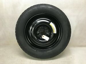 08 12 Infiniti Ex35 Ex37 Spare Wheel Tire Donut T165 80r17 Bridgestone Lot3109