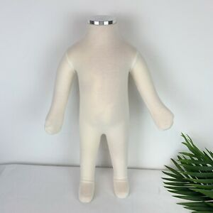 Infant Toddler Child Standing Mannequin Manaquin Soft Body Headless 19 Euc