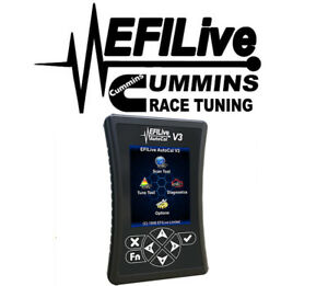 Efi Live Tuner 06 07 Dodge Ram 5 9l For Cummins Shift On The Fly 5 Power Levels