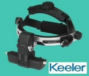 Brand New Binocular Indirect Ophthalmoscopes Keeler Wireless Led Case Battery