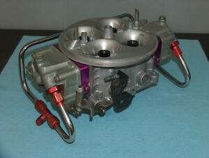 Holley 750 Cfm Dominator Double Pumper 4 Barrel Carburetor 80186 1 Carb Racing