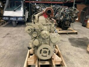2012 John Deere 6068t Diesel Engine 150hp All Complete And Run Tested
