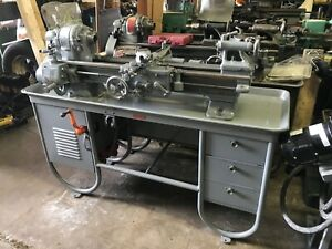 South Bend 10l 48 Bed Taper Attach Large Spindle Total Restoration Will Ship