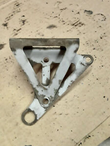 Oil Filter Bracket F Marked Original Ford Gpw Willys Mb Jeep