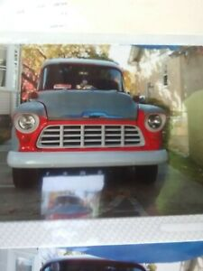 1956 Chevy Panel Truck Pick Up Truck Mac Tool Truck