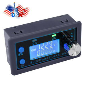 Dc Step down up Buck Boost Power Supply Module Constant Pressure Lcd Digital