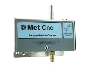 Met One Remote Particle Counter R4903 Surplus Network Particle Counter