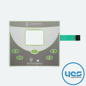 Pan Corp Encompass Dental Xray Touchpad Replacement Panoramic Corporation New