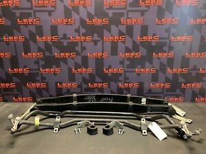 2007 Corvette C6 Z06 Oem Leaf Mono Springs Sway Stabilizer Bar Set F r 5k Miles