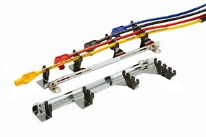 Taylor Cable 42400 Chrome Linear Wire Loom Kit