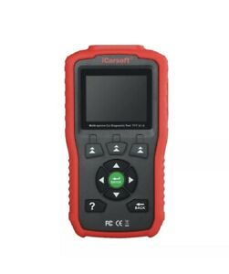 Toyota Lexus Professional Diagnostic Scanner Tool Code Reader Abs Srs Airbag