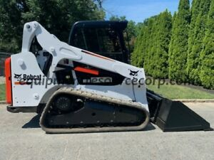 2013 Bobcat T590 Skid Steer